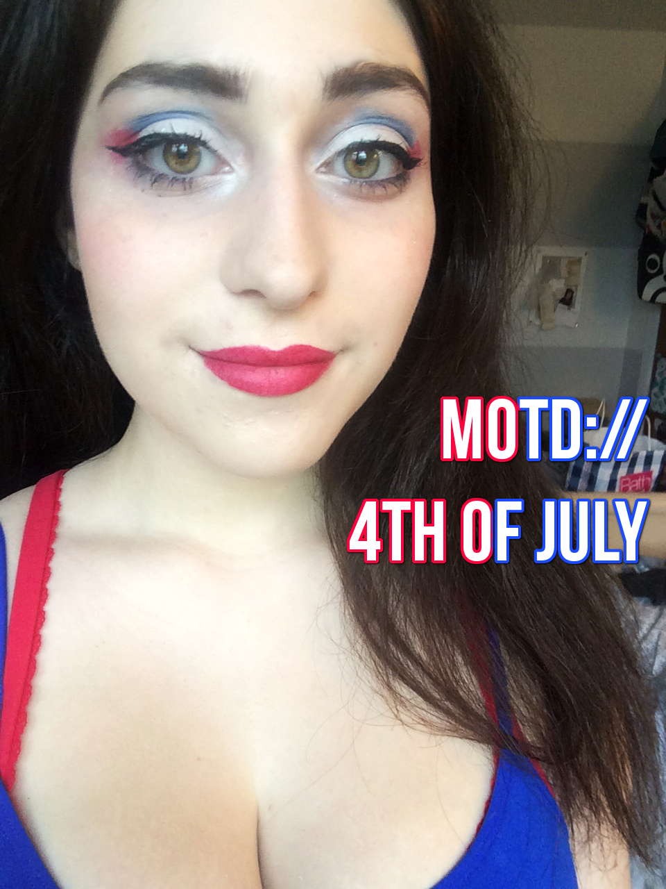 Independence Day Makeup Archives Eyeliner Wings Pretty Things