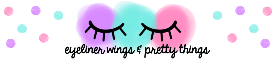 eyeliner wings & pretty things