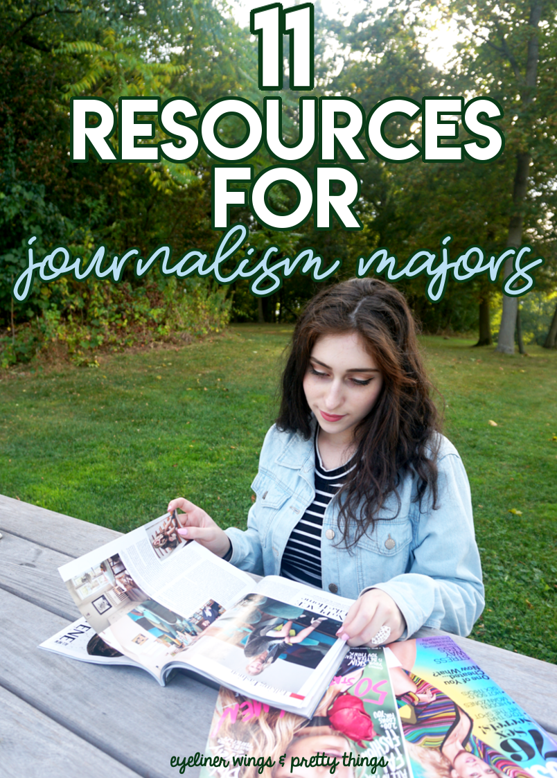 11 resources for journalism majors